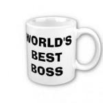 Życzenia dla szefa