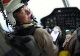 Praca jako pilot śmigłowca