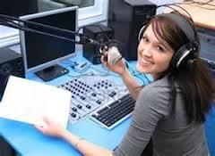 dziennikarz radiowy