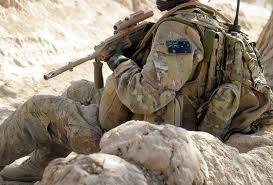 żołnierz jednostek specjalnych