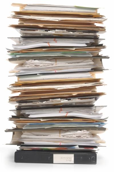 Jak zrobić porządek w dokumentach