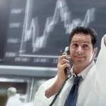 Praca maklera na giełdzie